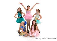 Dance Studio Photography