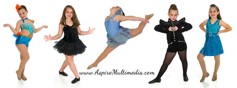 Chloe-High Key Dance Photography